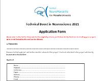 Application Form